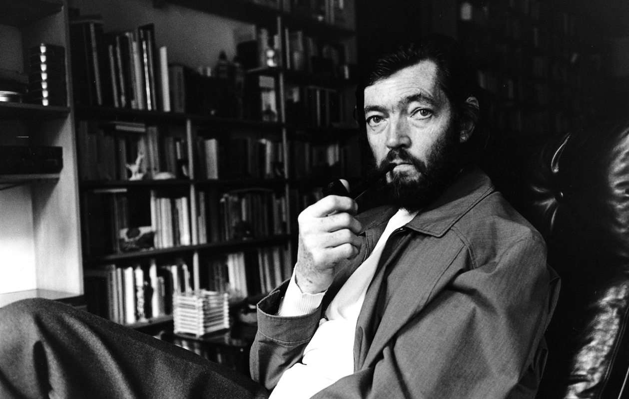 Julio Cortazar Portrait Session